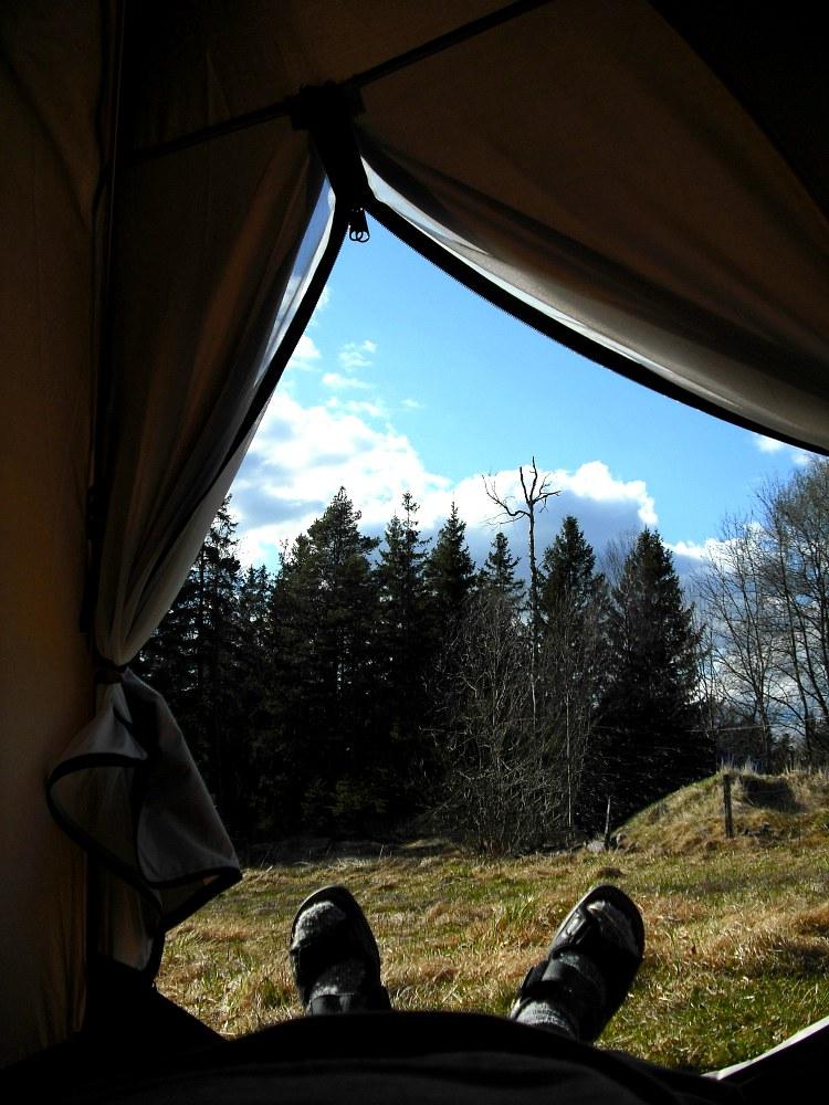 ANF. Alpint Ventile telt